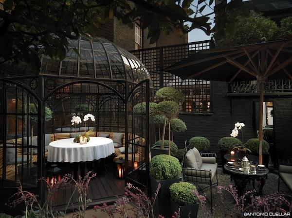 Worlds first luxury boutique hotel