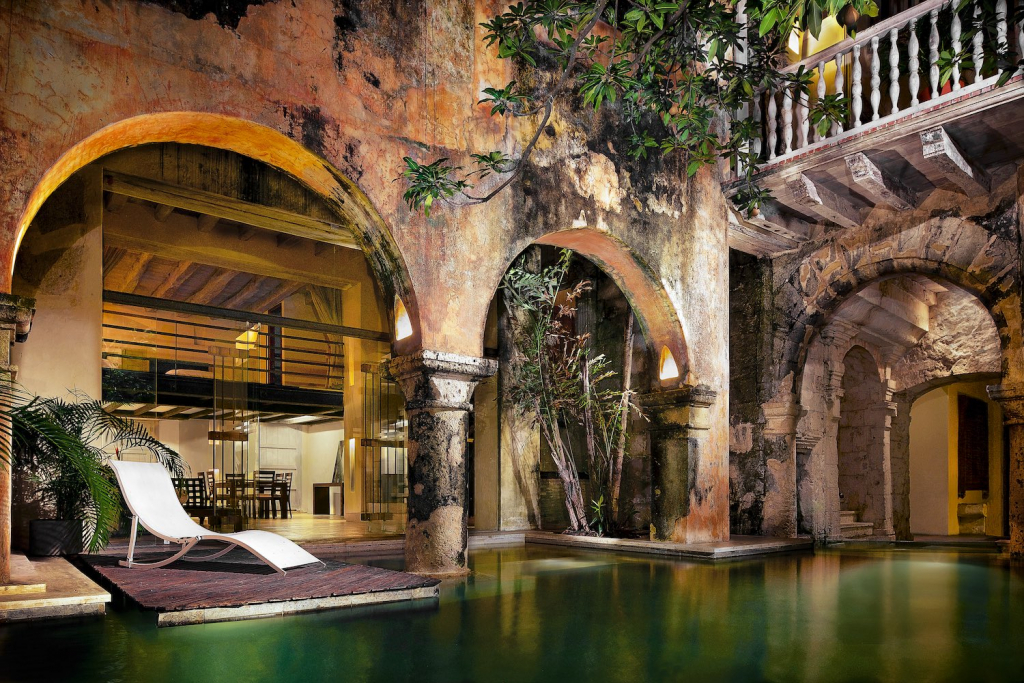 Casa Pombo hotel Cartagena