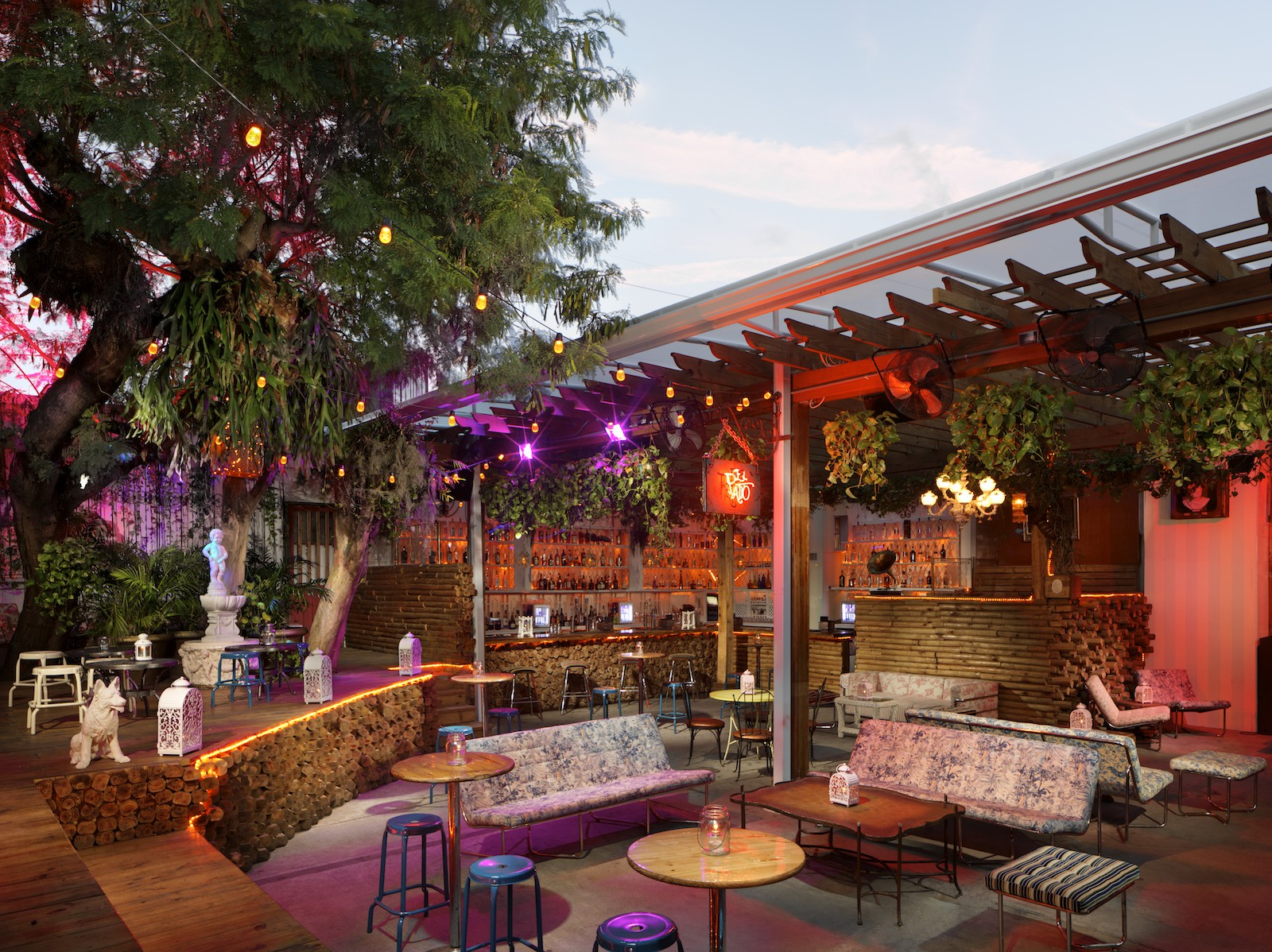 Backyard Porch Restaurant : El Patio Restaurant Miami  Antonio Cuellar Photography