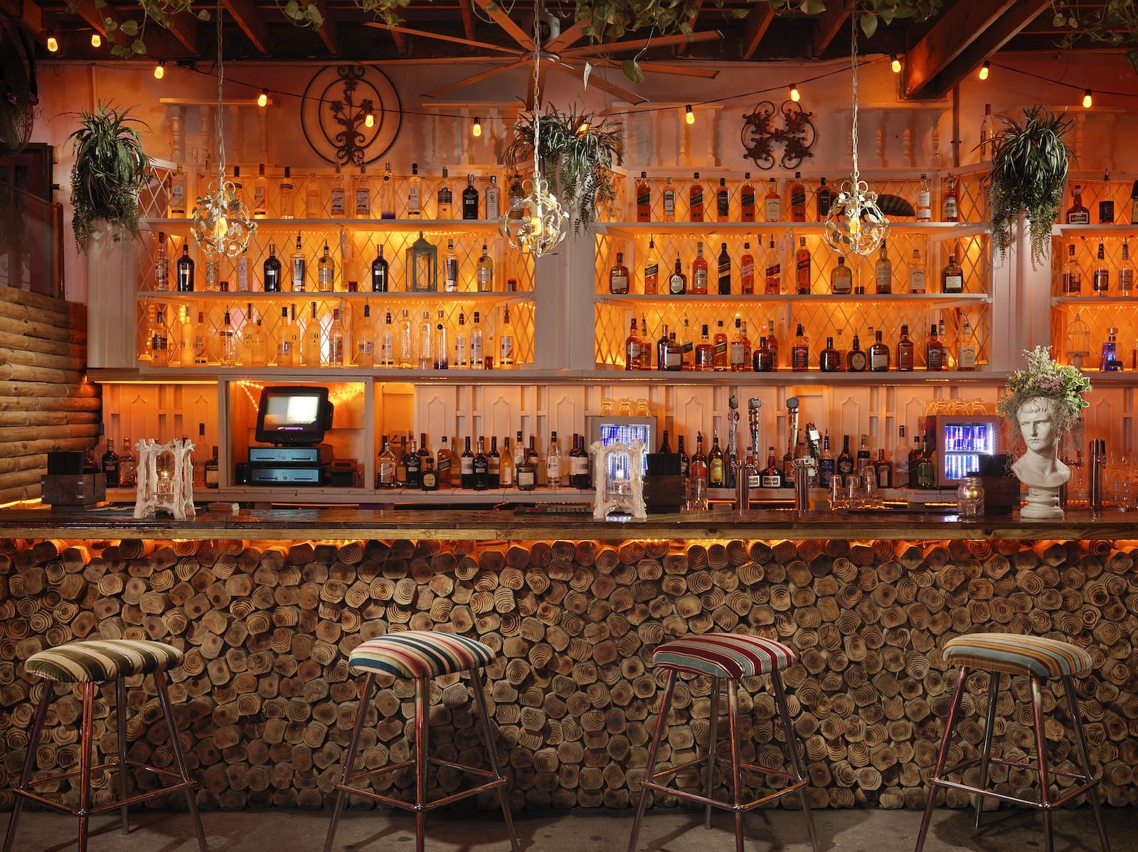 Bar. Bar. El Patiou0027s Unique Menu