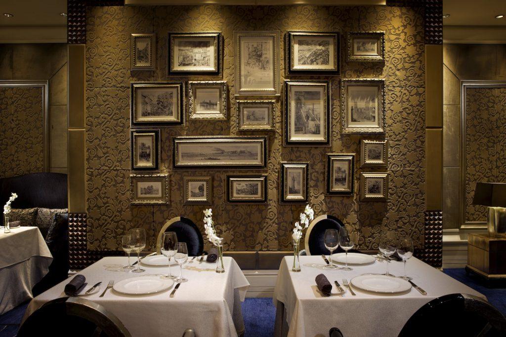 Restaurant ©Antonio Cuellar