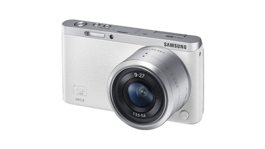 best travel photography camera Samsung NX Mini