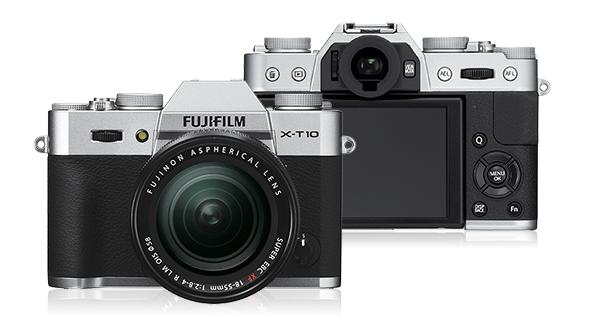 best travelphotography camera Fujifilm X-T10