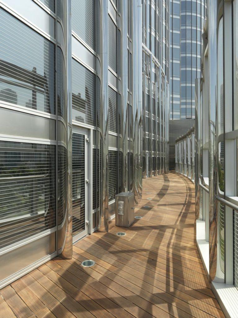 Armani Luxury hotel dubai architecture