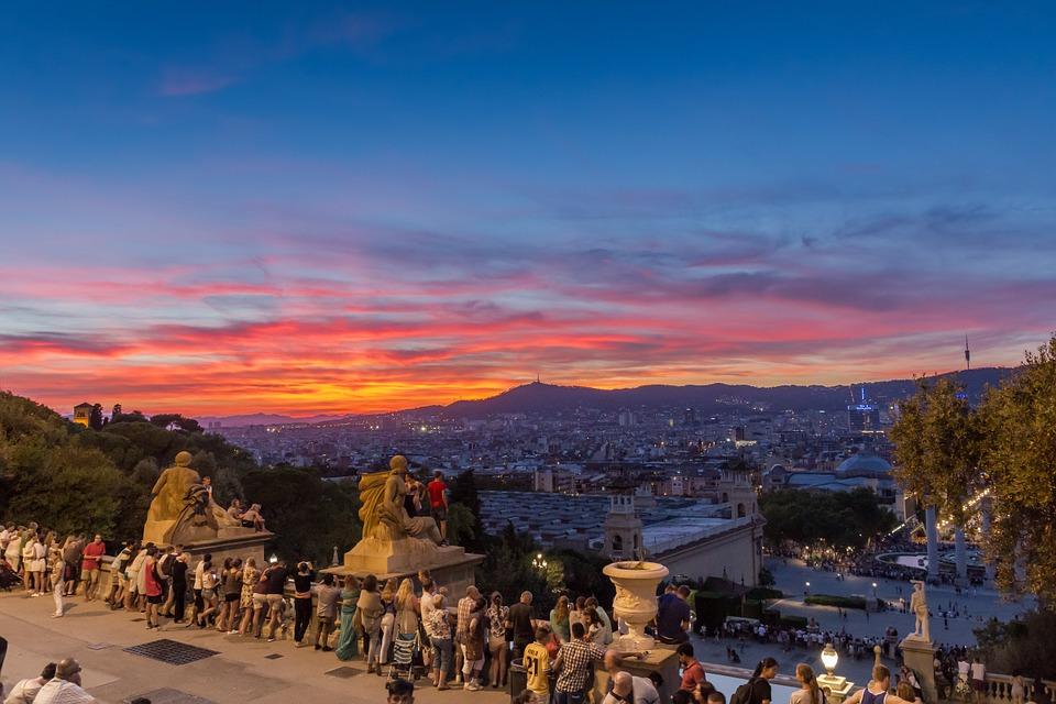 Barcelona travel tips - mountain