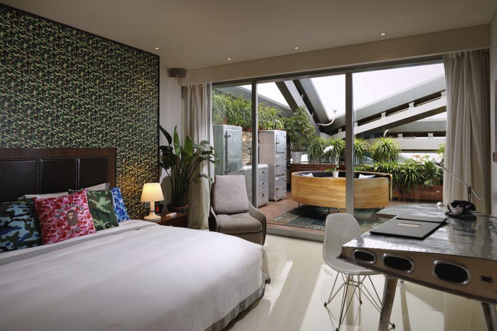 Hotel Eclat Beijing - Suite