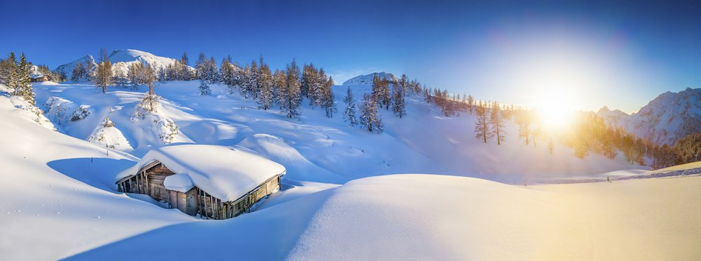 Landscape photography tips Winter