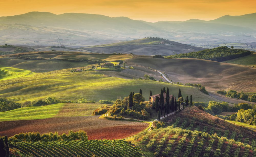 Landscape photography tips italy