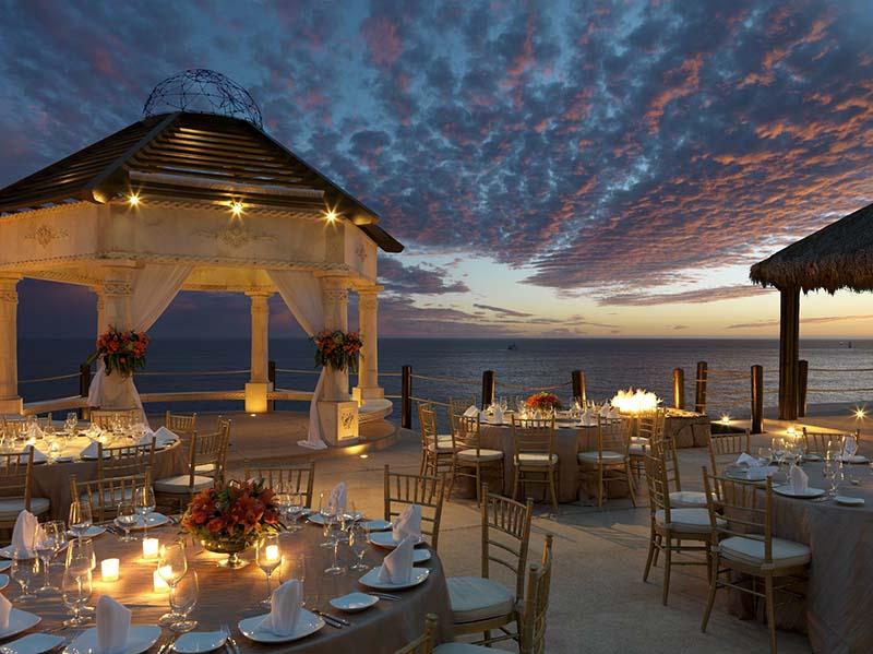 luxury resort hotel wedding Mexico