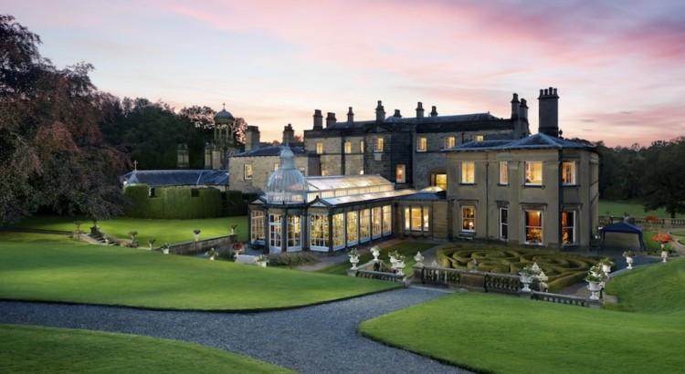 Fairytale wedding castle rental in North Yorkshire, UK