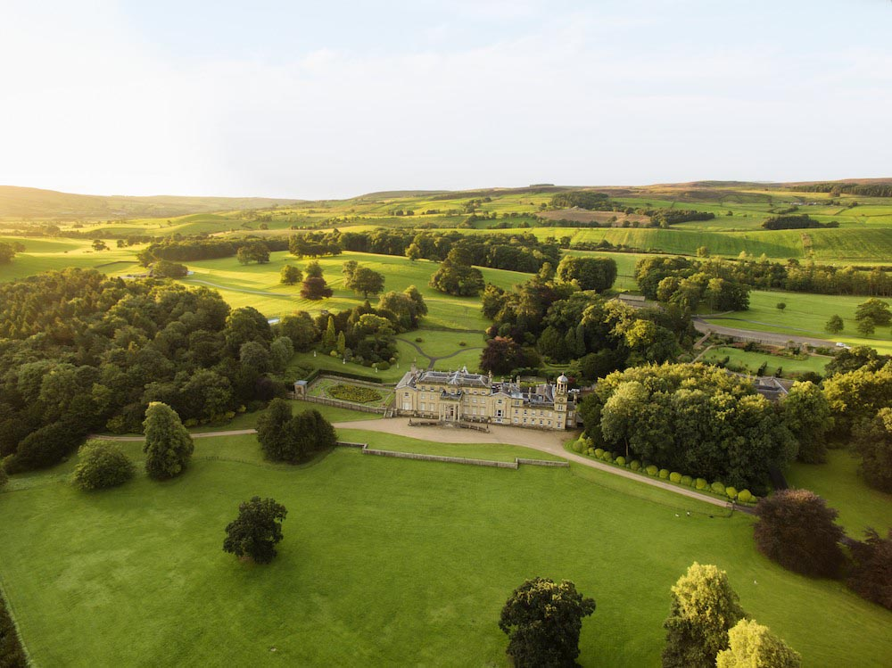 Aerial Photography tips broughton hall