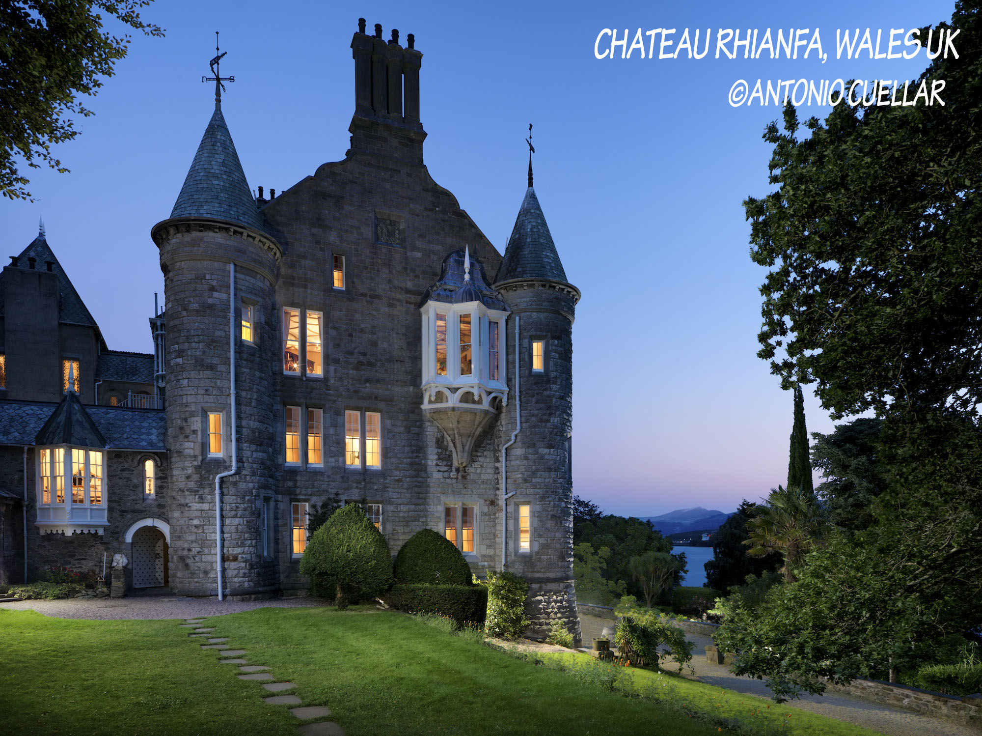 Hospitality industry trends Chateau Rianfa