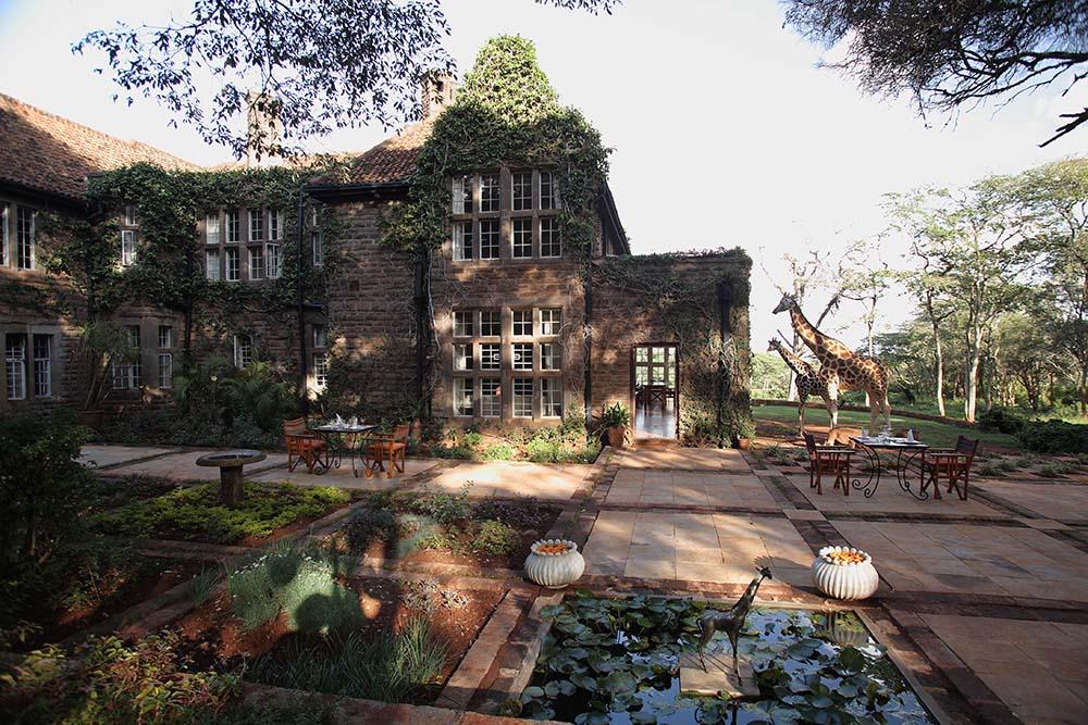 Giraffe Manor Kenya 4