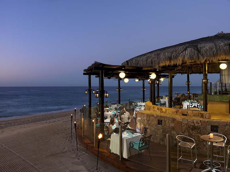 luxury resort hotel Brisas_
