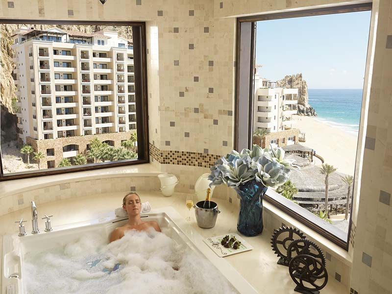 luxury resort hotel