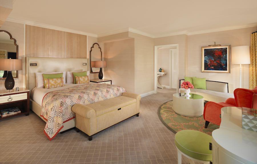 Suite Bedroom - Photo courtesy of dorchestercollection.com