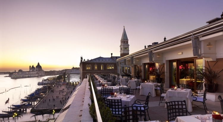 Luxury European hotel Judge Selection, Hotel Danieli, Venice