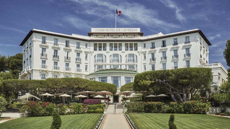 The Grand Hotel Du Cap-Ferrat, a Four Seasons Hotel