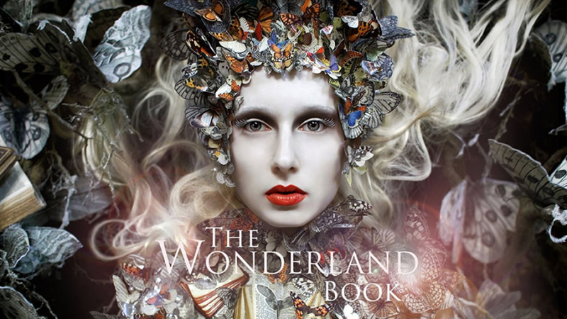 Photography production of Wonderland Book