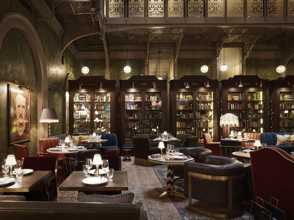 New York luxury hotel