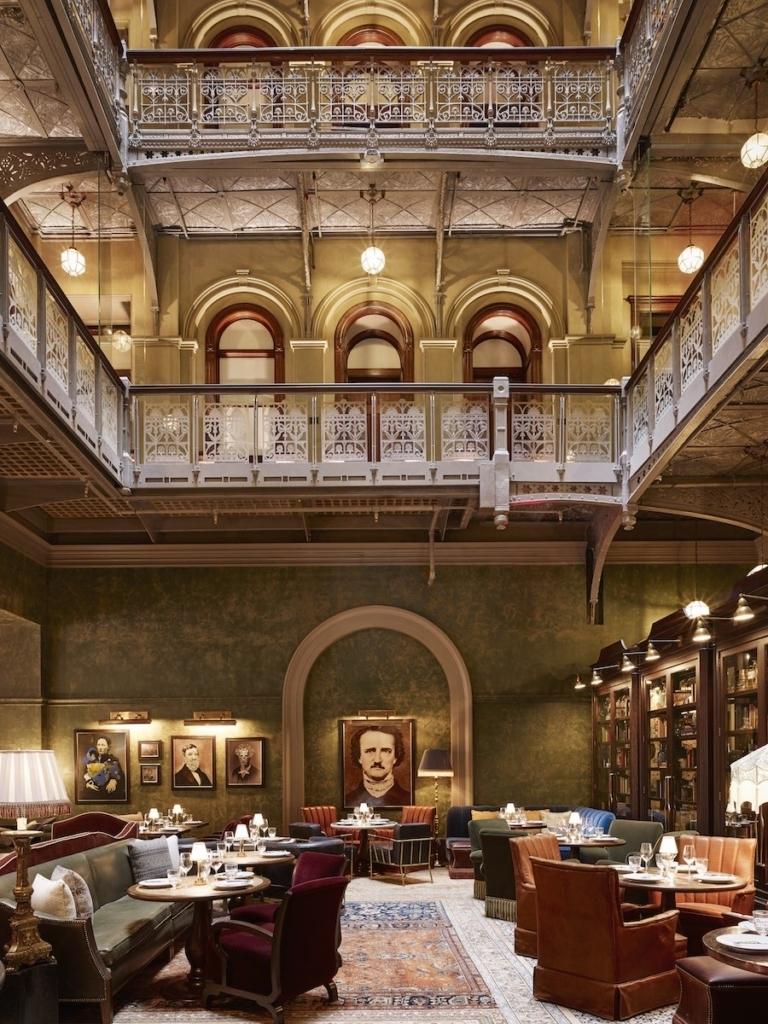 Photos curtesy of The Beekman hotel