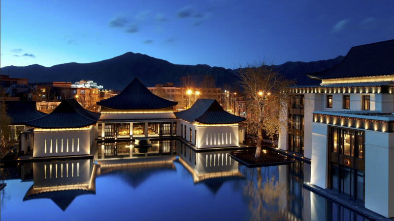 The St Regis Lhasa Luxury Hotel