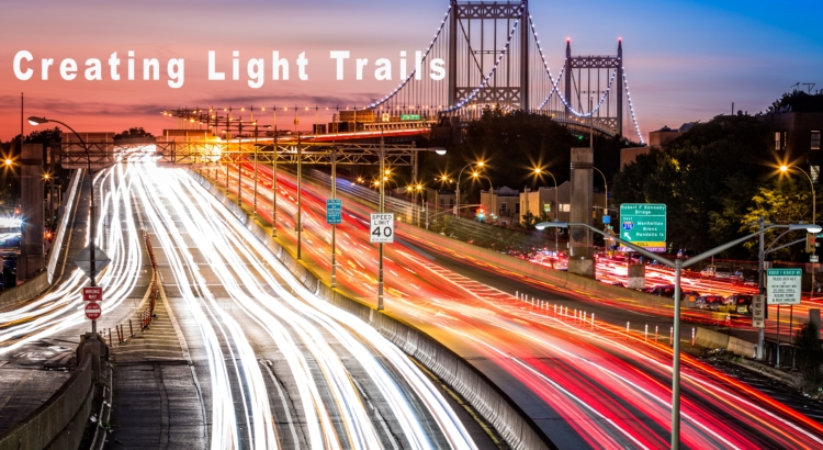Light Trail Photography Principles