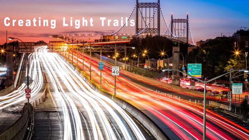 Light Trail Photography Principles
