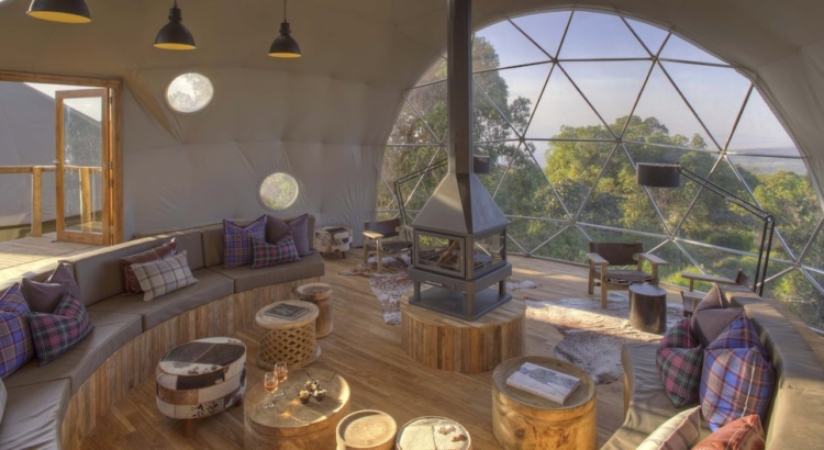 The Highlands – African luxury resort.