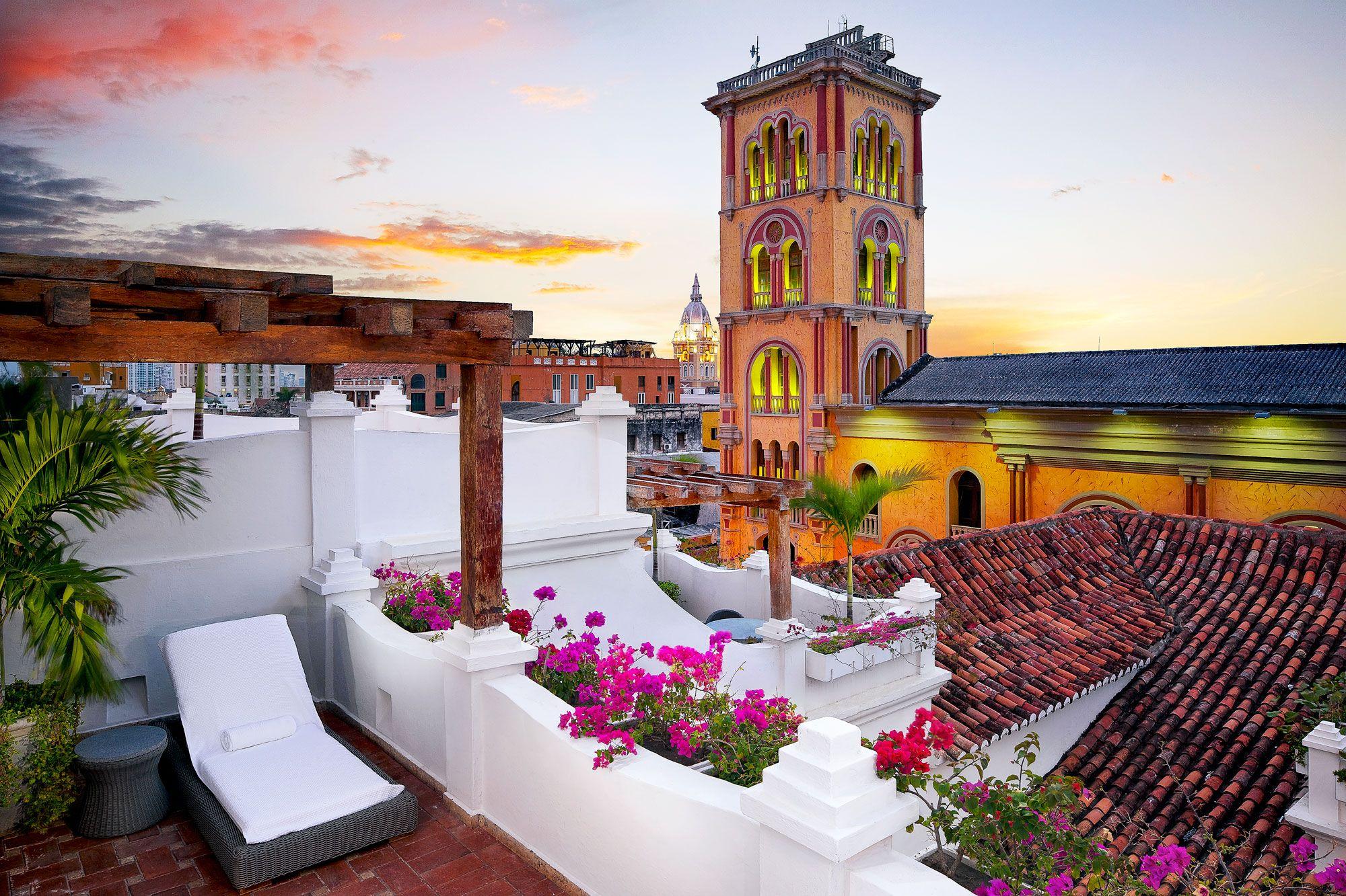 St Agustin Hotel, Cartagena