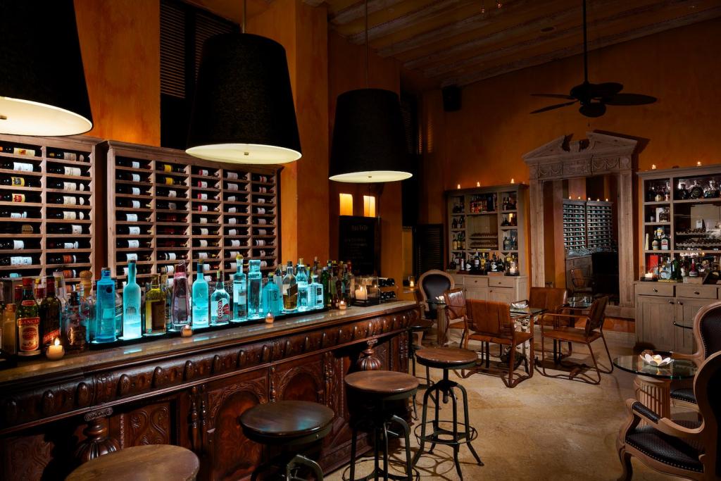Charleston Hotel Bar